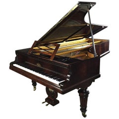 Erard Concert Grand Piano French Polished Rosewood Prototype 90-Notes Model