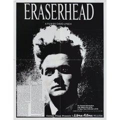 Eraserhead R1978 U.S. Mini Film Poster