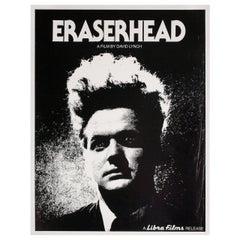 'Eraserhead' R1980s U.S. Mini Film Poster