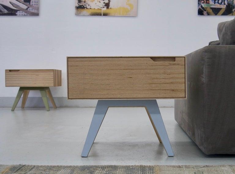Erbert Nachttisch, Designt und Gefertigt in Wien von Lee Matthews 11