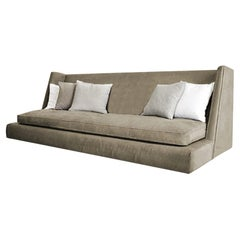 Ercan Sofa with Cushions by LK Edition