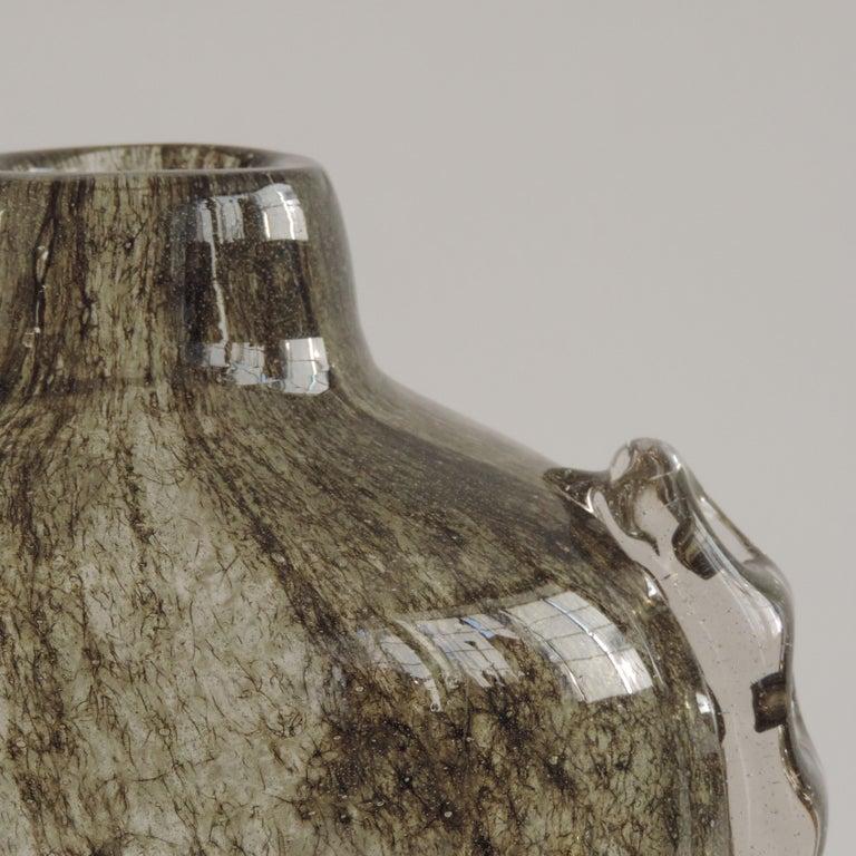Art Deco Ercole Barovier Crepuscolo Vase for Ferro Toso Barovier, Italy, 1936 For Sale