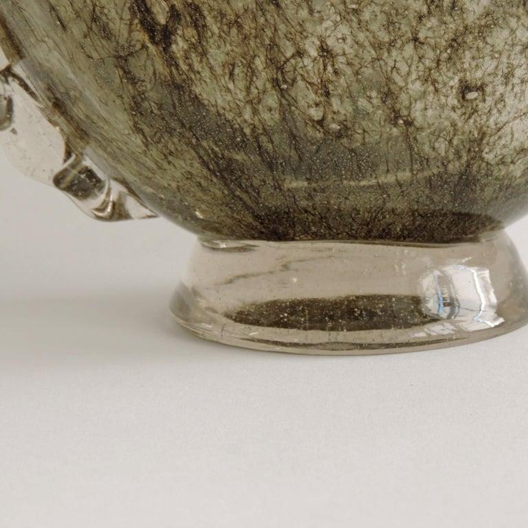Italian Ercole Barovier Crepuscolo Vase for Ferro Toso Barovier, Italy, 1936 For Sale