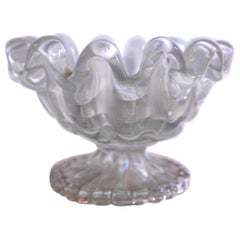 Ercole Barovier for Barovier & Toso Iridescent Vase, 1930s
