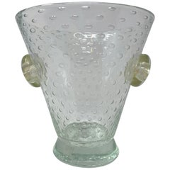 Ercole Barovier Vase for Barovier & Toso, 1940s