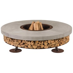 Ercole Small Fire Pit by AK47 Design