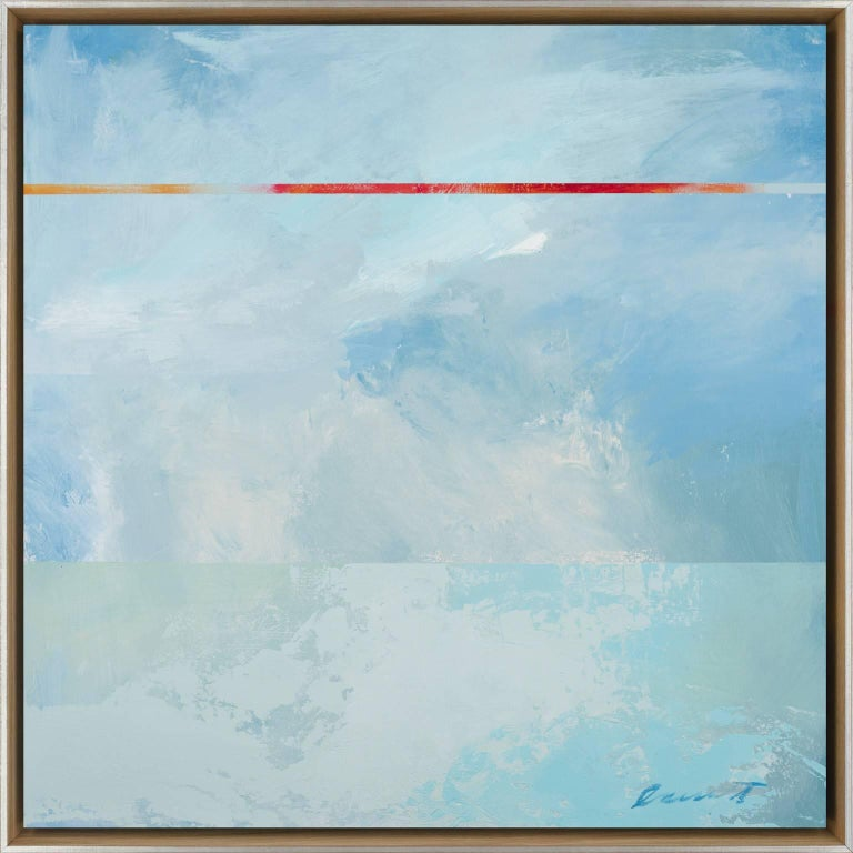 Eric Abrecht Abstract Painting - Cielo XXVI