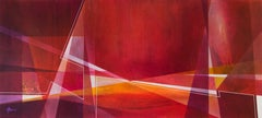 Art & Architecture - New Day, Painting, Acrylic on Canvas