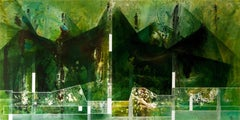 Art & Architecture - OVG, Painting, Acrylic on Canvas
