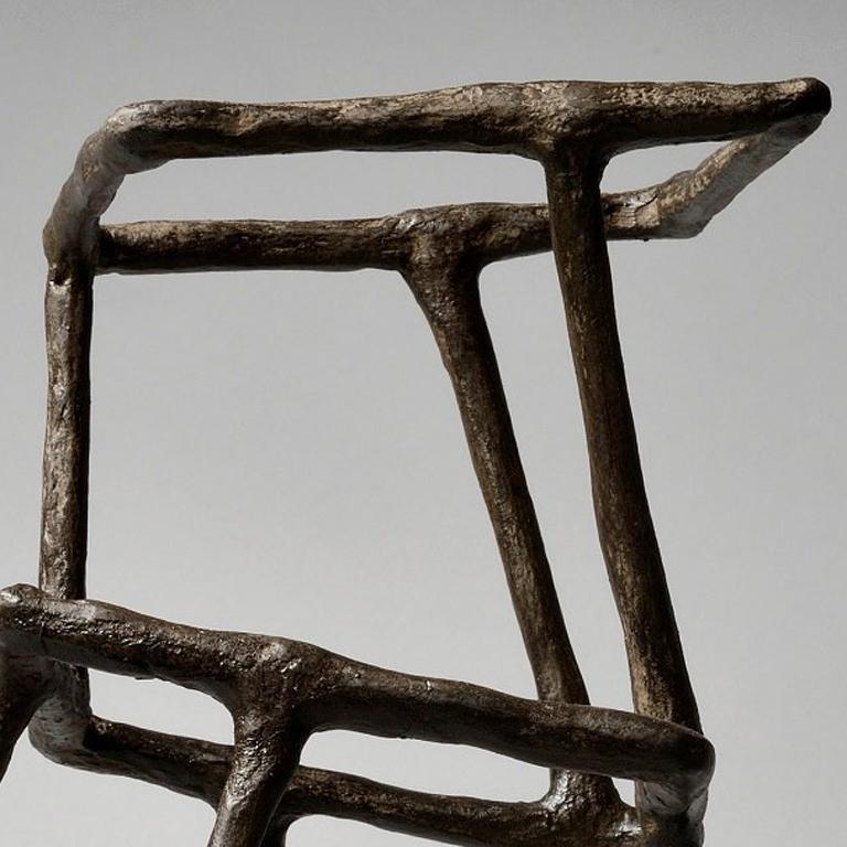 Totem - Sculpture by Eric de Dormael
