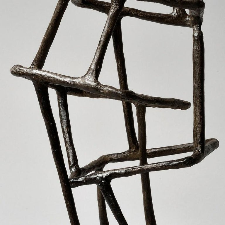 Totem - Contemporary Sculpture by Eric de Dormael