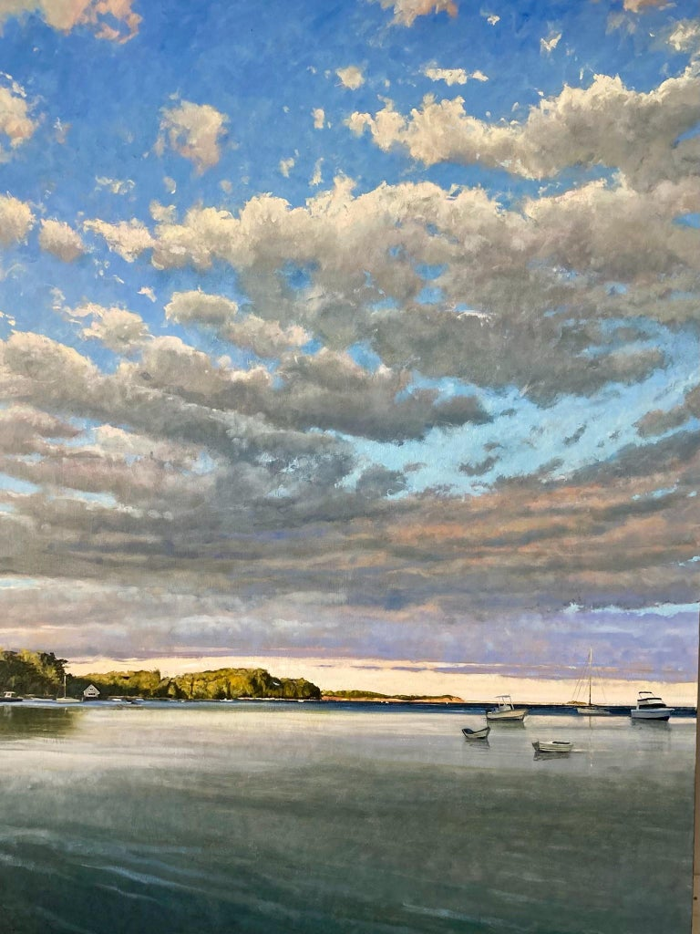 Pleasant Bay - Painting by Eric Forstmann