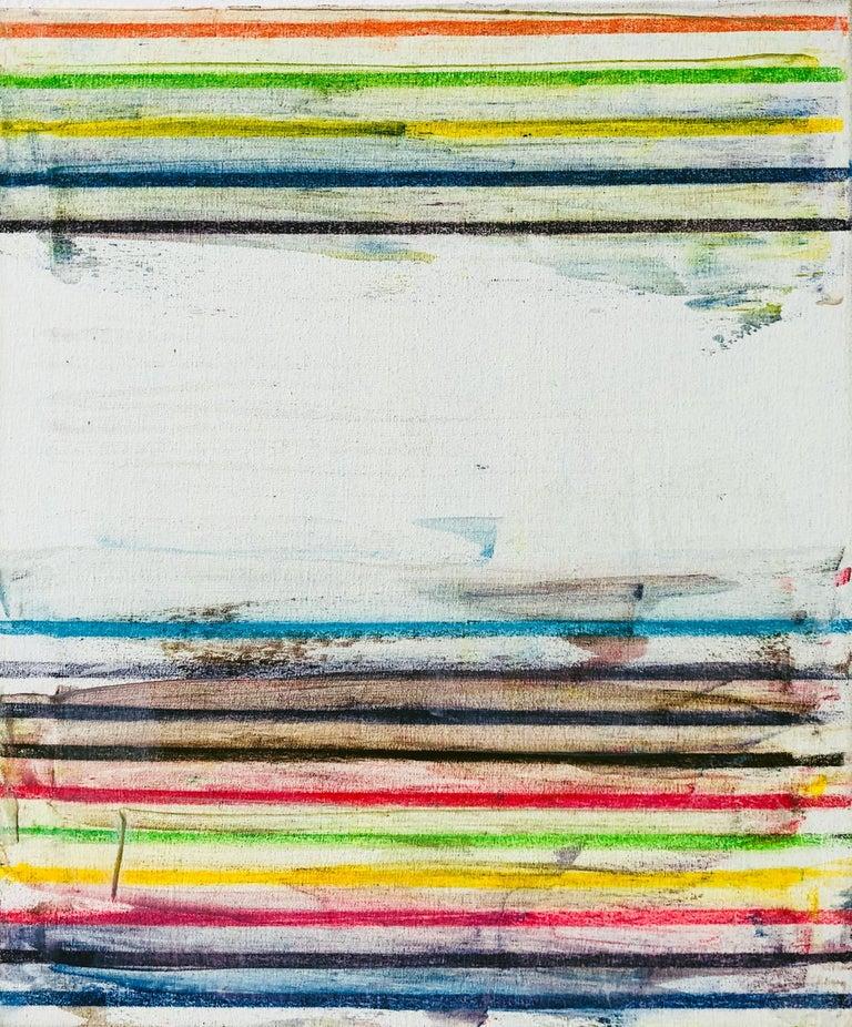 Eric Friedmann Landscape Painting - Rainbow Dash