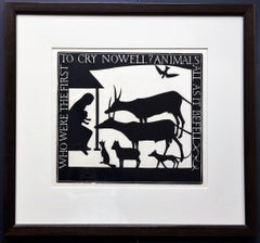 Animals All: WHO WERE THE FIRST TO CRY NOWELL ANIMALS ALL AS IT BEFELL.