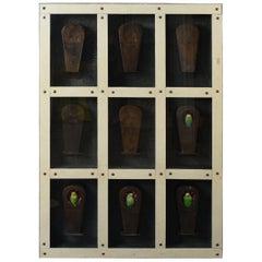 Eric Goode American 20th Century Mixed-Media Sculpture