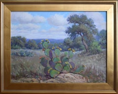 """""""Blooming Cactus""""  Texas Hill Country"""