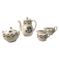 Eric Ravilious Garden Series Coffee Service for Wedgwood