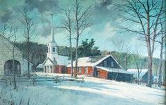 New England, Sunday Morning