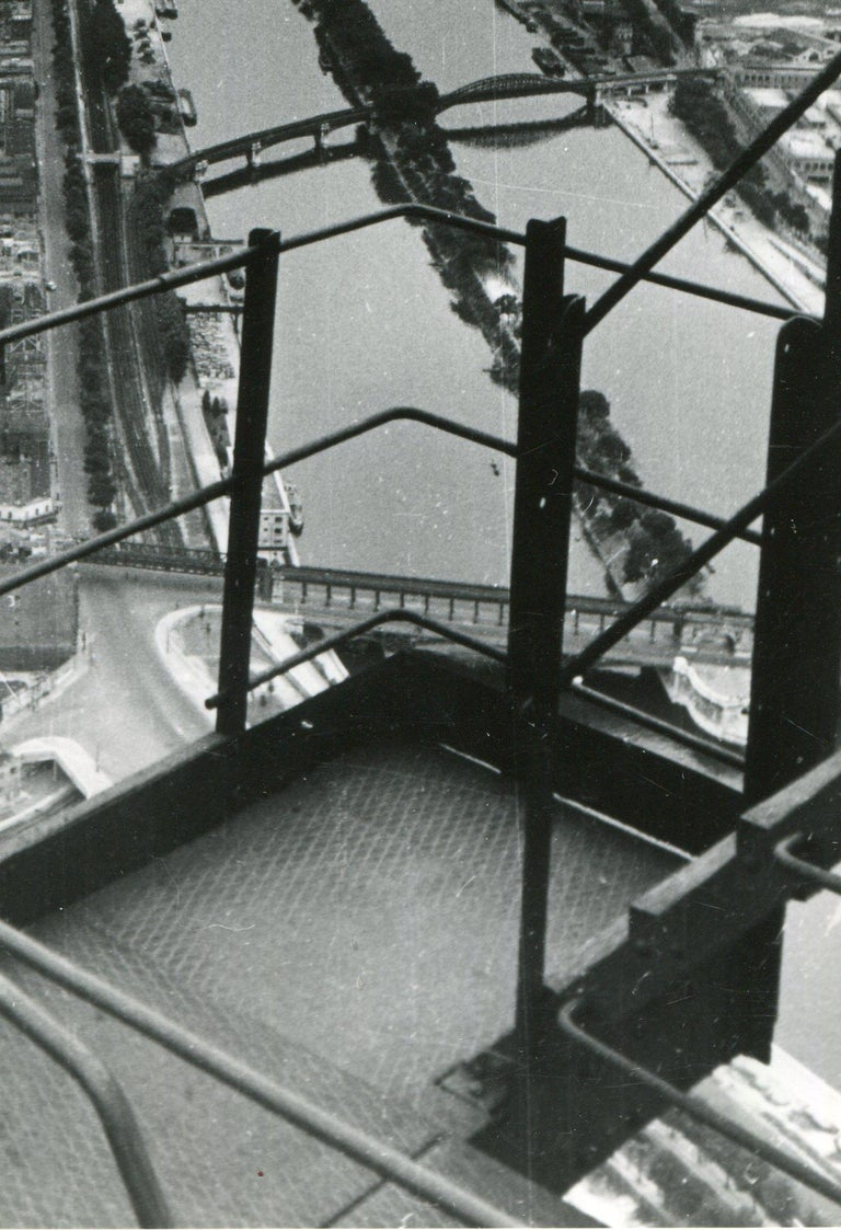 Eifeltower, Paris, 1955 For Sale 1