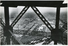 Eifeltower, Paris, 1955
