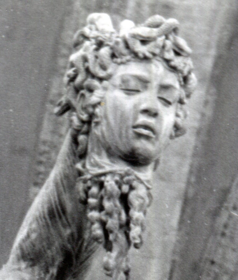 Florence - Perseus with the head of Medusa Italy 1953 For Sale 1