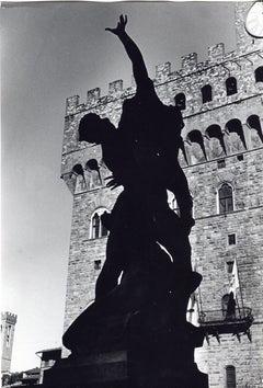 Florence - Ponte Vecchio Italy 1954