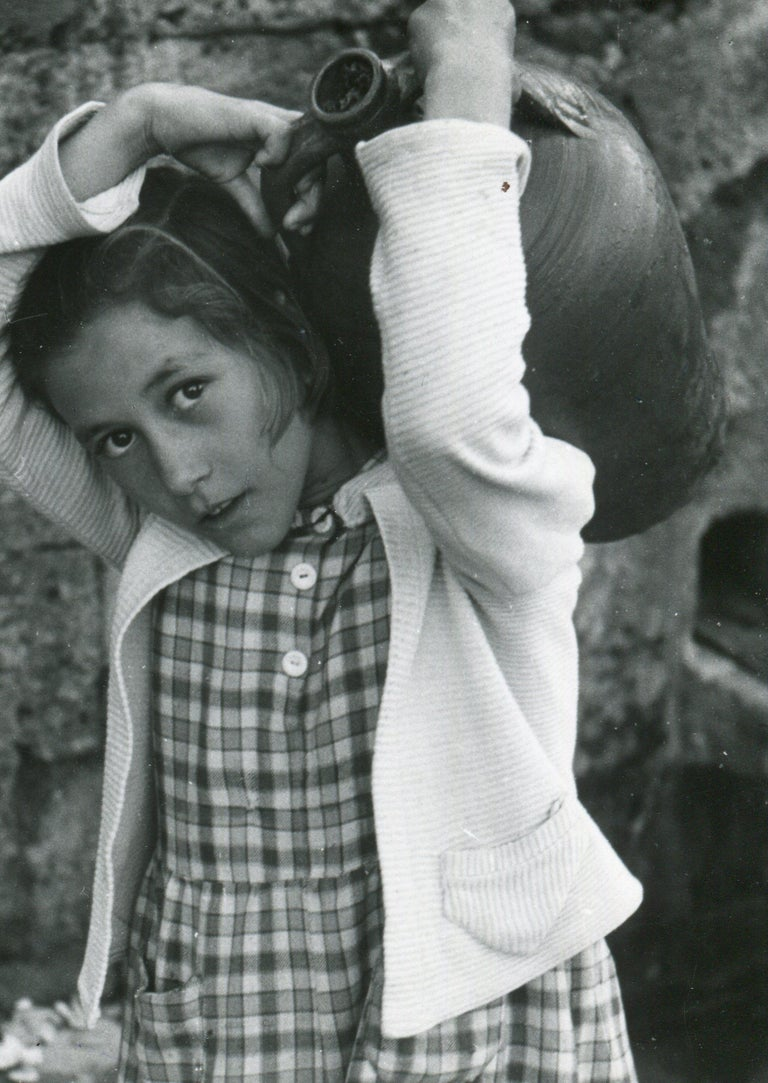 Rhodos - Girl with water jug For Sale 1