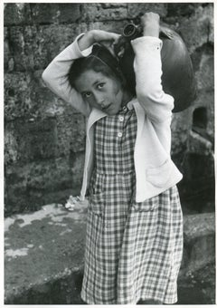 Rhodos - Girl with water jug