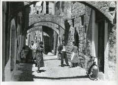 Rhodos, Greece 1955