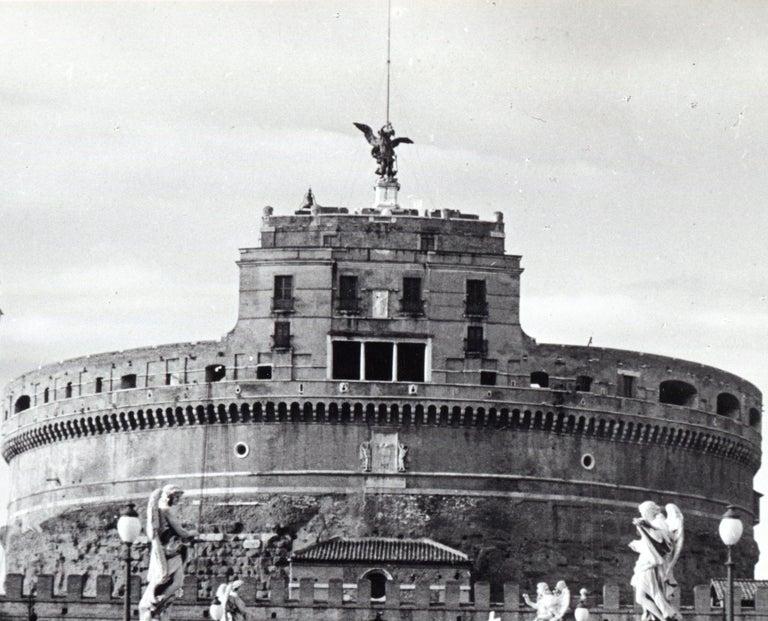 Rome - Castel Sant' Angelo 1954 For Sale 4