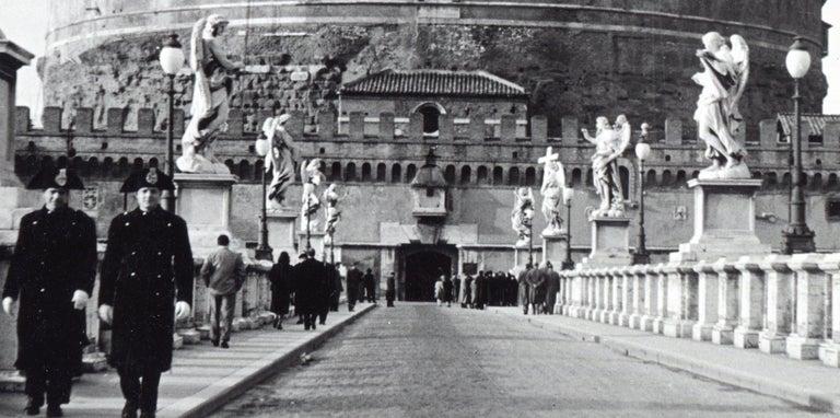 Rome - Castel Sant' Angelo 1954 For Sale 5