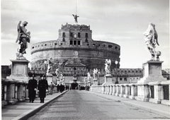 Rome - Castel Sant' Angelo 1954