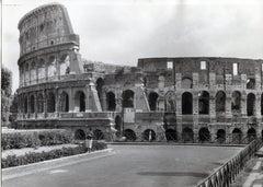 Rome - Colosseum 1954