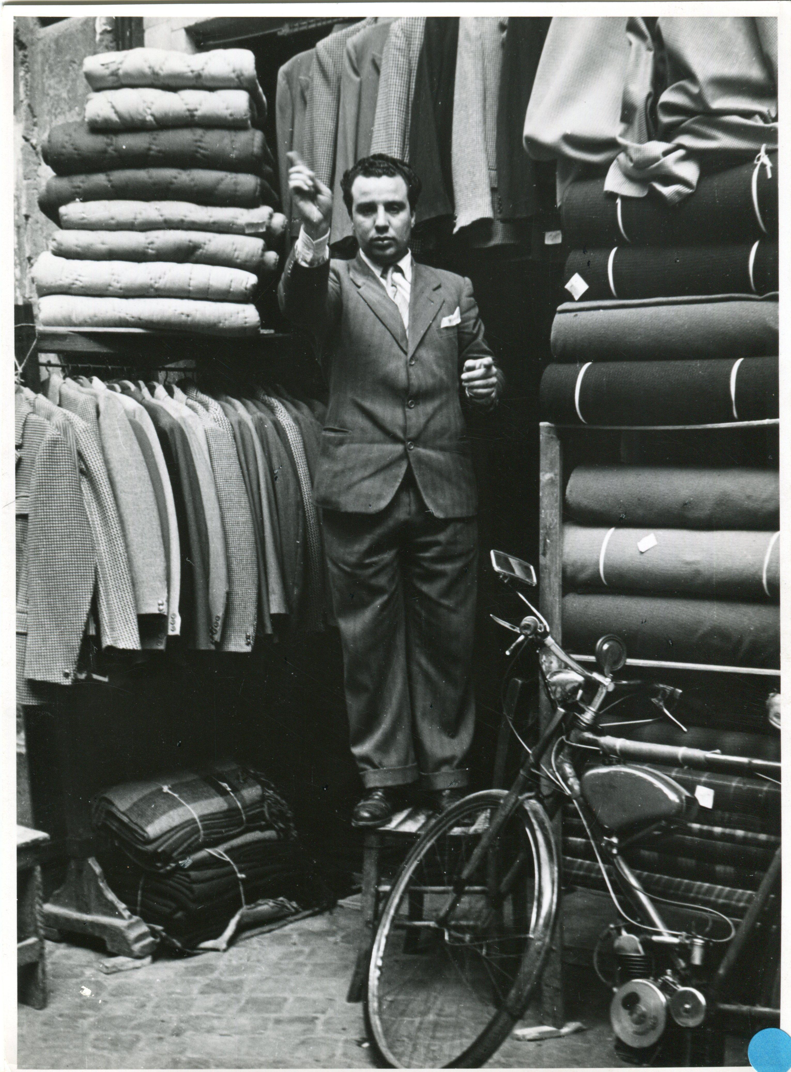 Rome - Salesman 1954