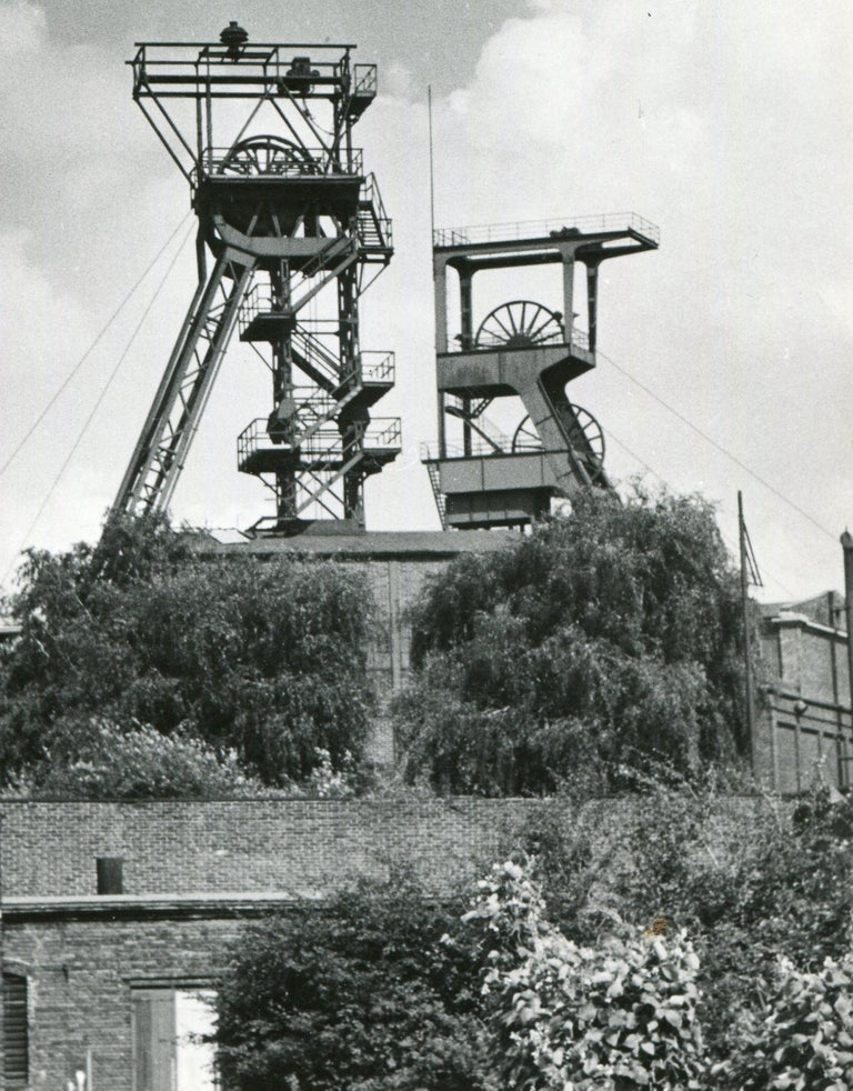 Ruhr area, Essen, Germany 1952 For Sale 1