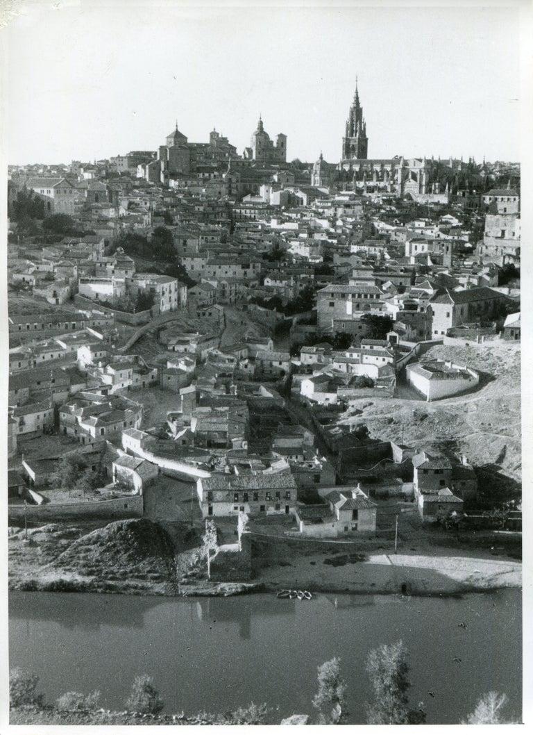 Toledo, Spain, 1936, Alcazar in ruins, Civil War - Portfolio of 5 Prints For Sale 4