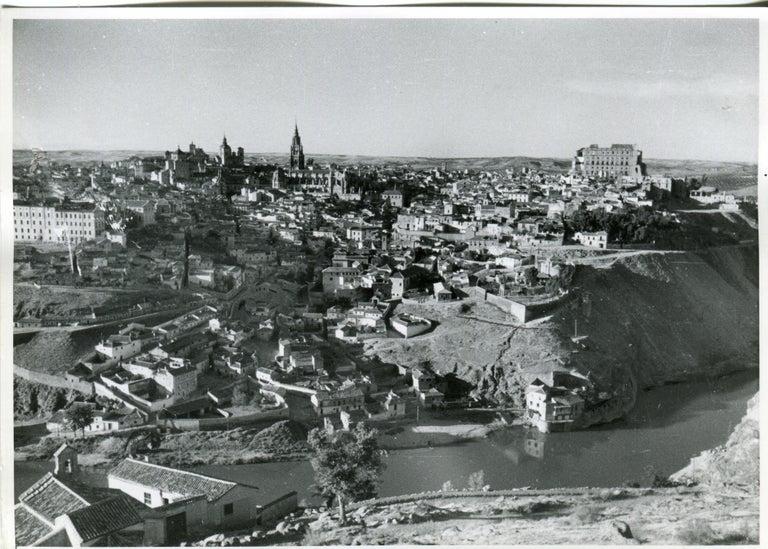 Toledo, Spain, 1936, Alcazar in ruins, Civil War - Portfolio of 5 Prints For Sale 6