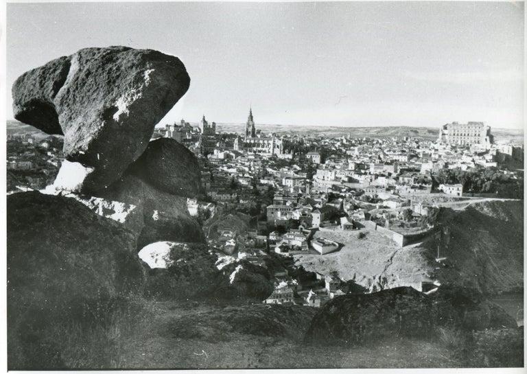 Toledo, Spain, 1936, Alcazar in ruins, Civil War - Portfolio of 5 Prints For Sale 8