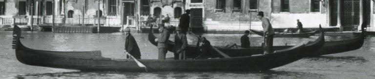 Venice - Gondola  1954 For Sale 1