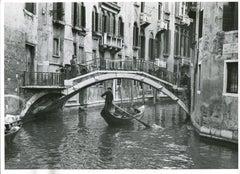 Venice, Italy, 1954