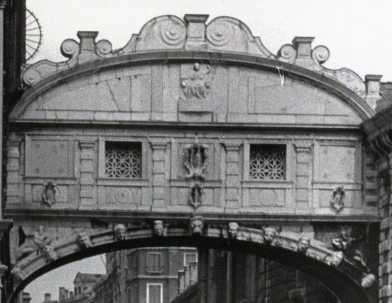 Venice - Ponte dei Sospiri 1954 For Sale 2