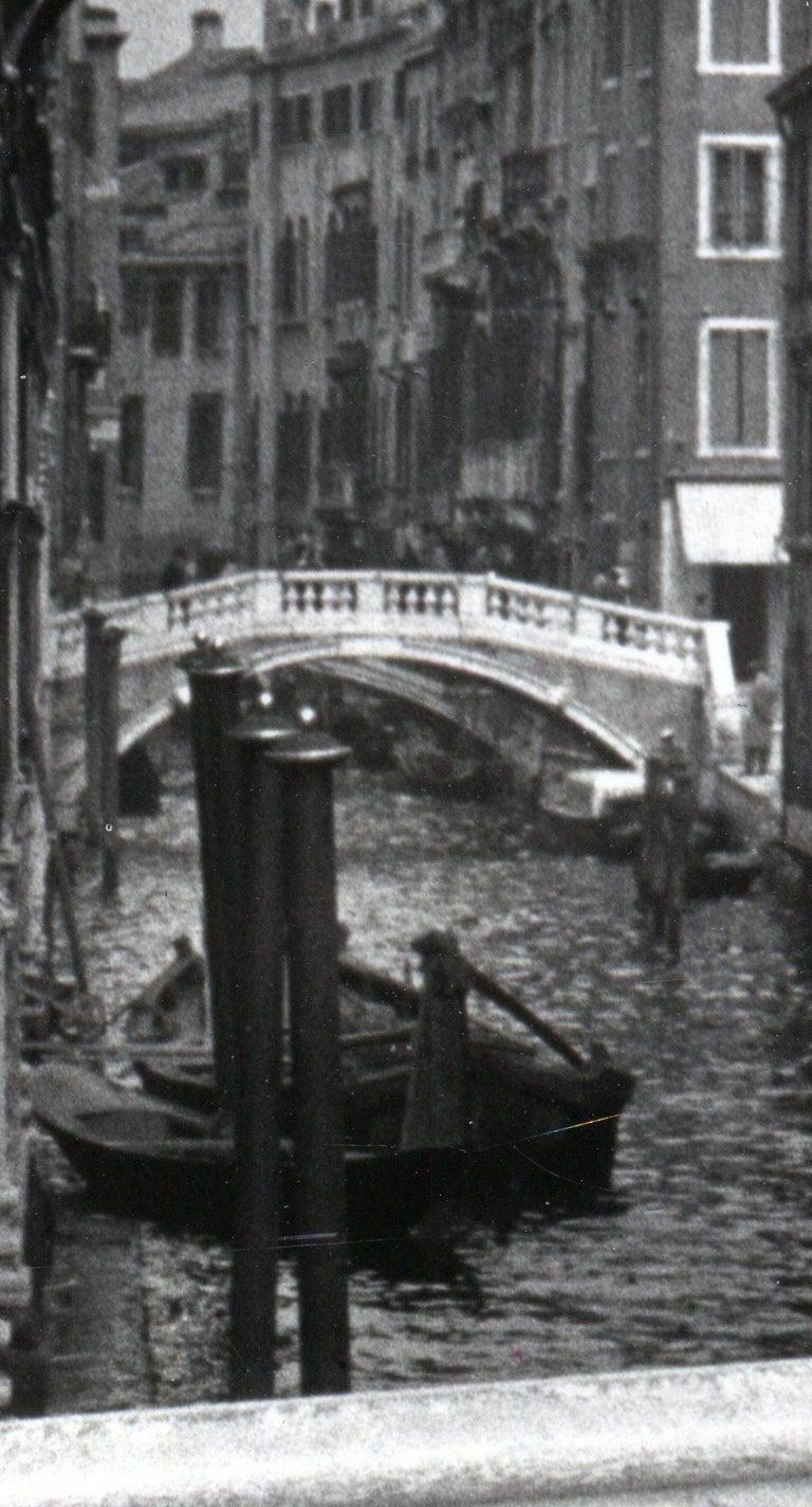 Venice - Ponte dei Sospiri 1954 For Sale 3
