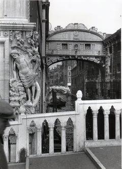 Venice - Ponte dei Sospiri 1954