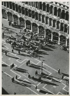 Venice - St. Mark's Square 1954