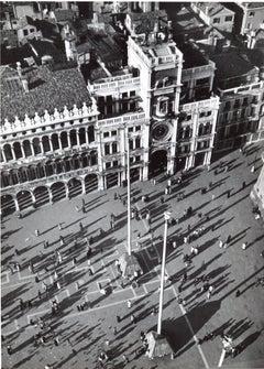Venice - St.Marcus' Square 1954