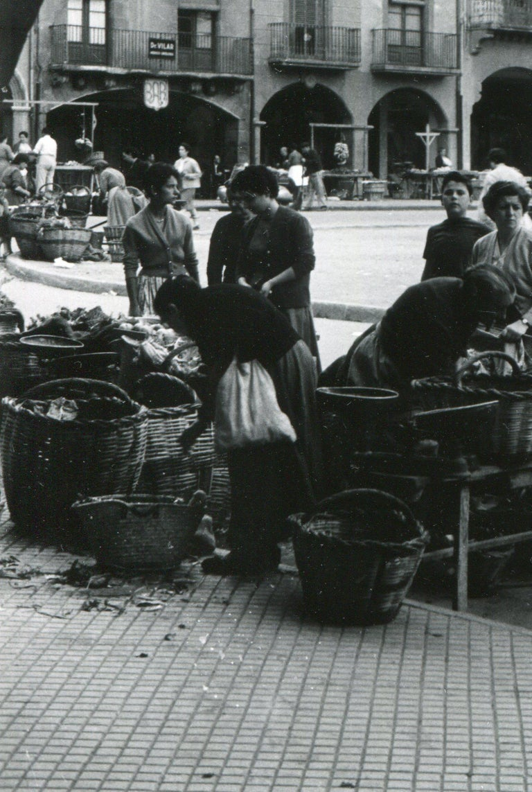 Vic, Spain, Marketplace For Sale 1