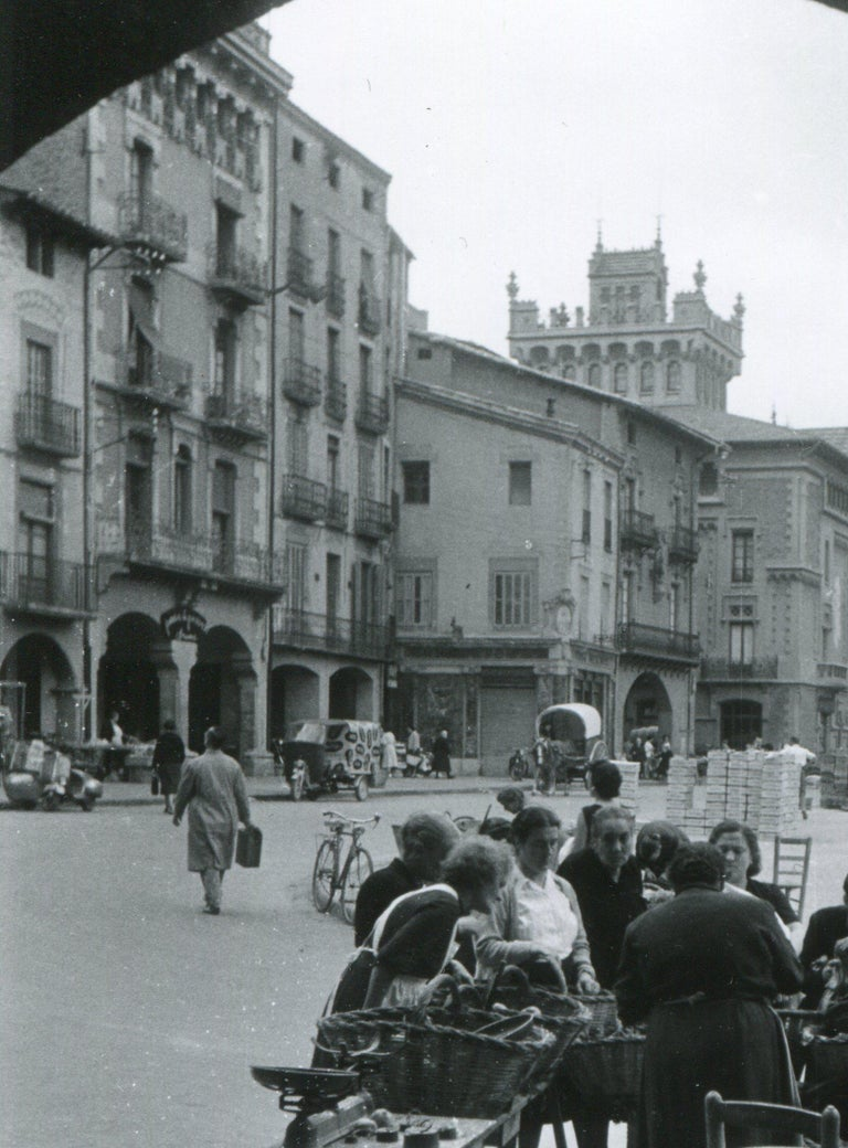Vic, Spain, Marketplace For Sale 3