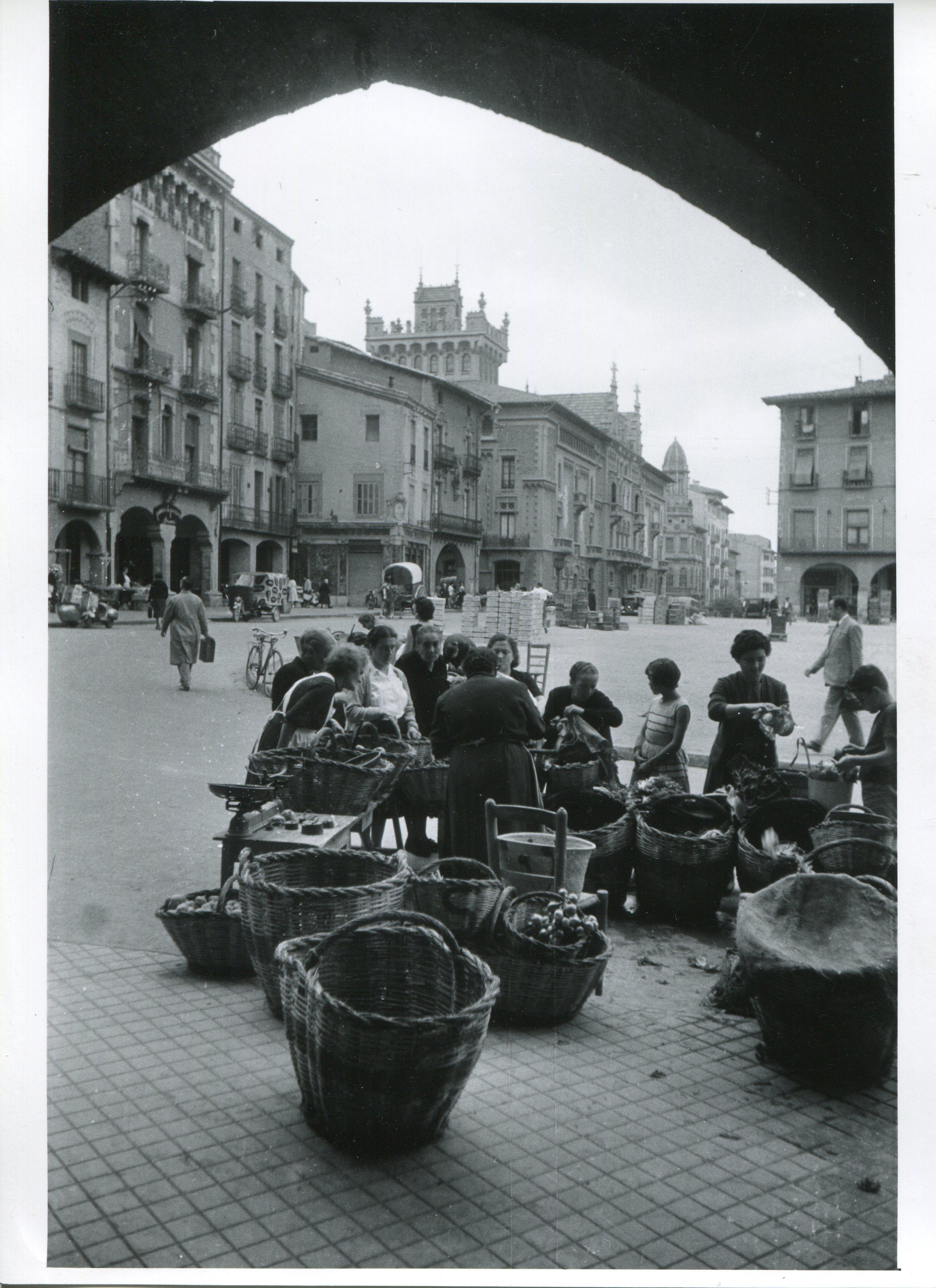 Vic, Spain, Marketplace