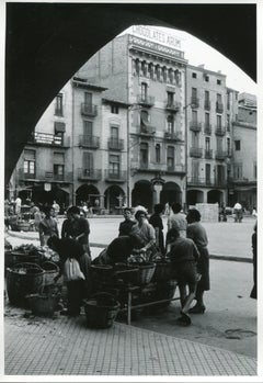 Vic, Spain, Marketplace