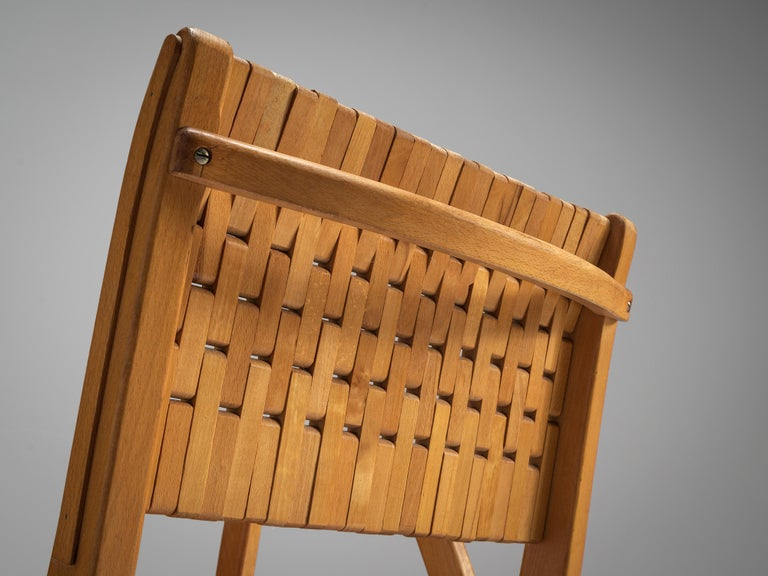 Mid-20th Century Erich Dieckmann Bauhaus Armchair For Sale